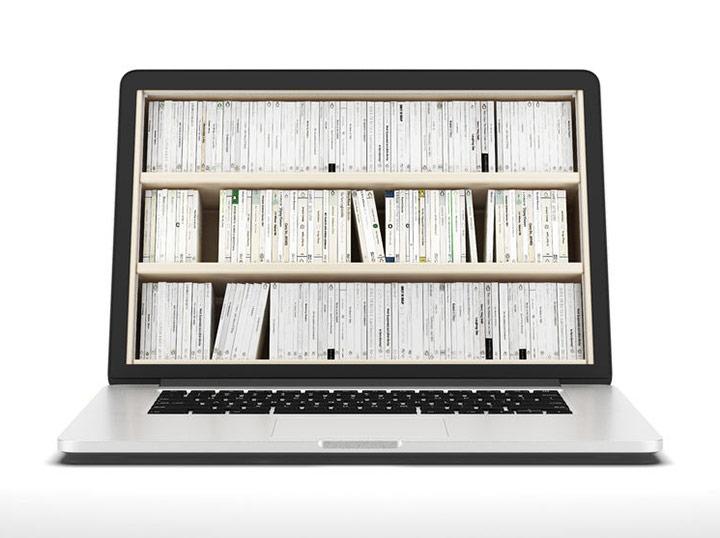 Digital Library Catalog